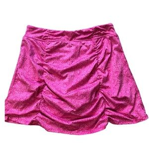 Soybu Pink skirt xs, soft gathered on each side